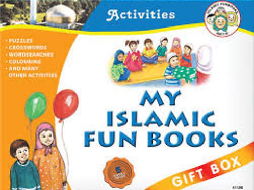 My Islamic Fub Book Gift box