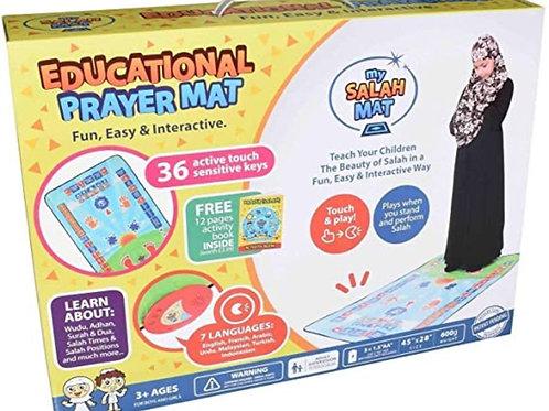 Talking Prayer Mat - Children's Educational Interactive