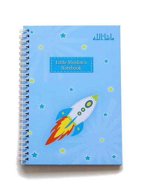 Little Muslim's Notebook