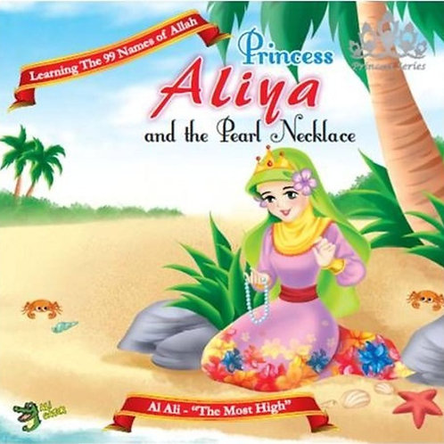 Princess Aliya And The Pearl Necklance