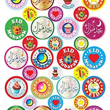 Eid & Ramadan stickers