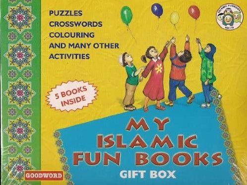 My Islamic Fun Book