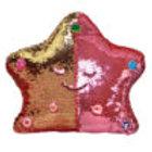 Flippable Sequins My Dua' Pillow – Rose & Gold