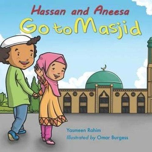 Hassan and Aneesa Go to Masjid