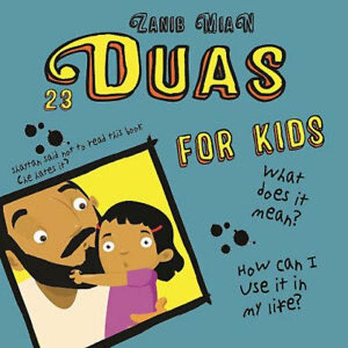 23 Duas for Kids