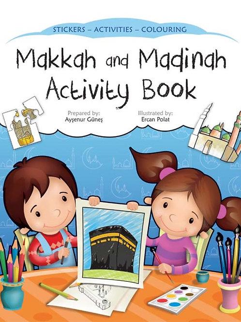 Makkah and Madinah Activity Book