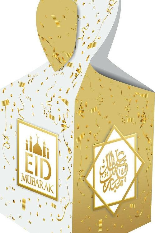 Gift Boxes - White & Gold