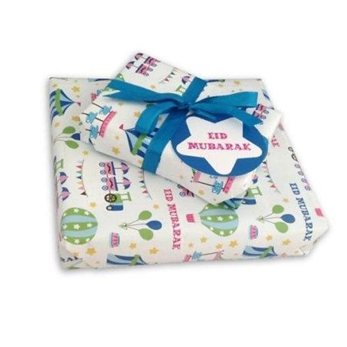 Fairground Gift Wrap Set