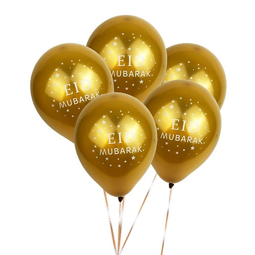 Gold Balloon-2