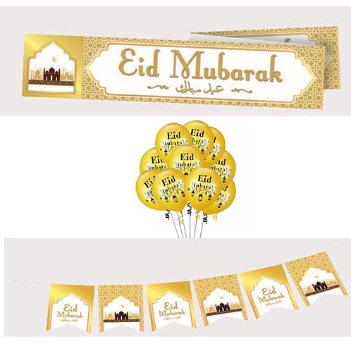 Eid Mubarak-  Set