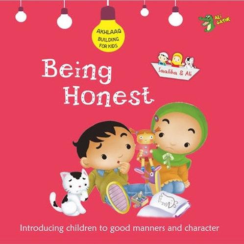 Being Honest (Akhlaaq Building Series)