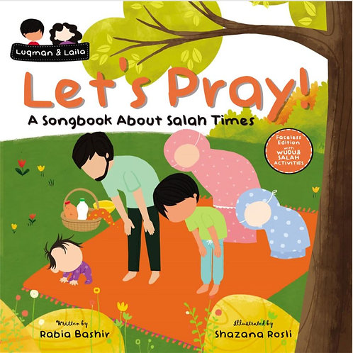 FACELESS EDITION – Let's Pray!