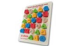 Arabic Alphabet Board- Islamic