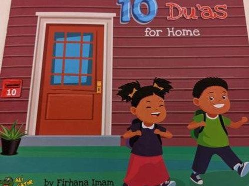 10 Duas For Home