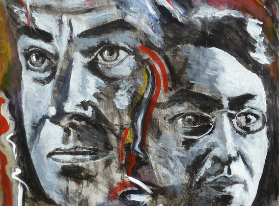 Under The Influence: A Portrait Of deKooning And Kandinsky