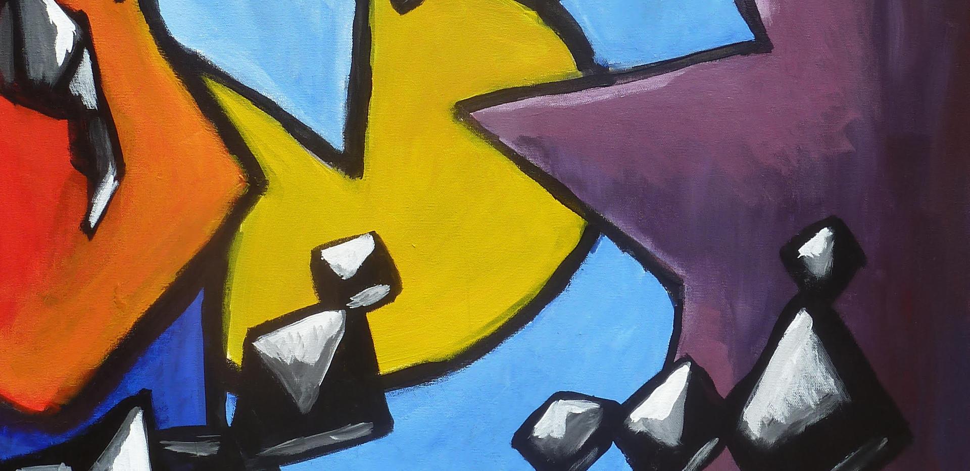 The Violation of Pac-Man