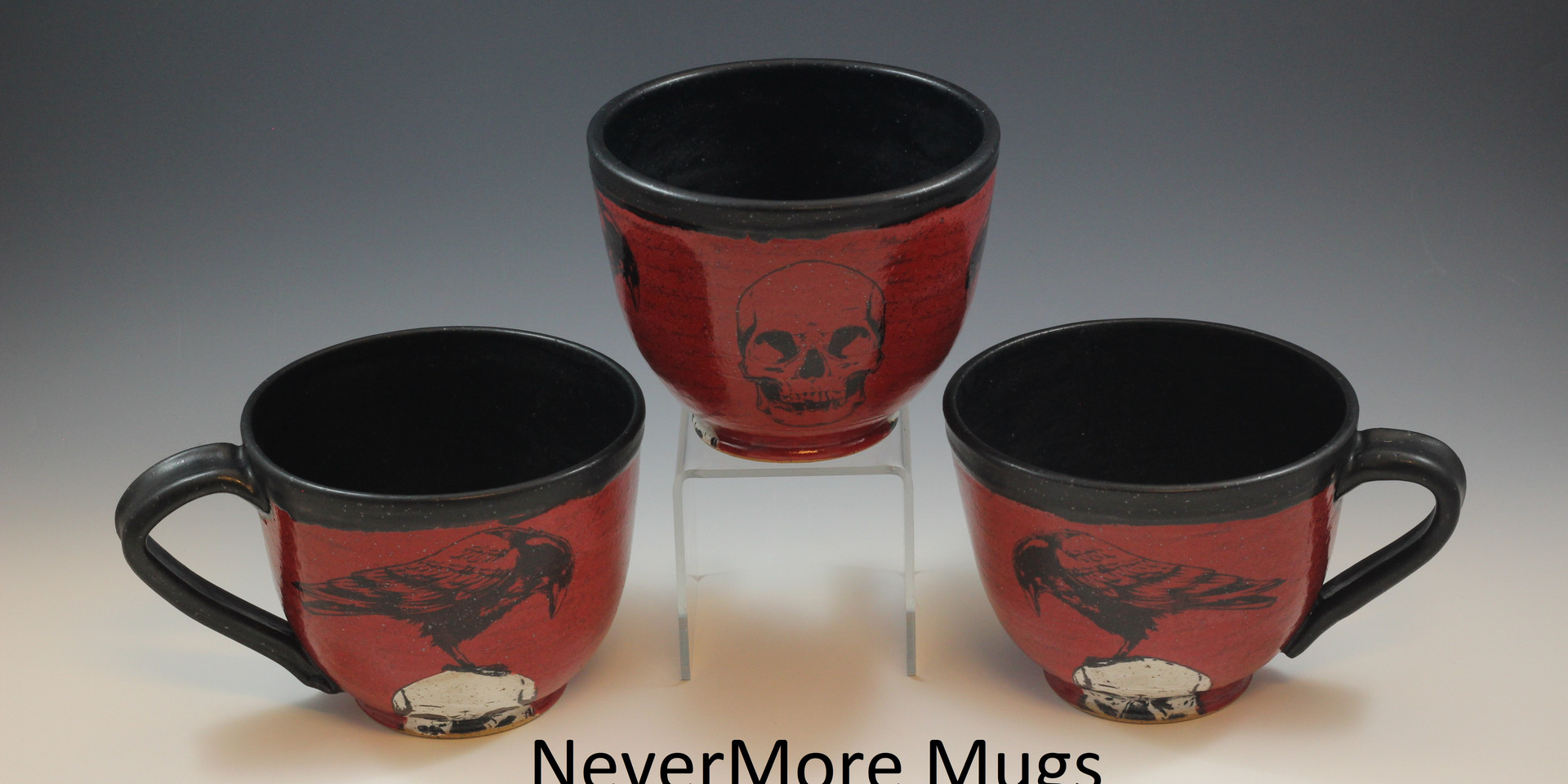 NeverMore Soup Mug