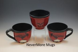 NeverMore Soup Mug