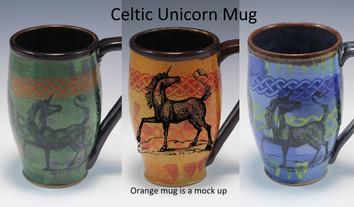 Last Unicorn Modern Mug