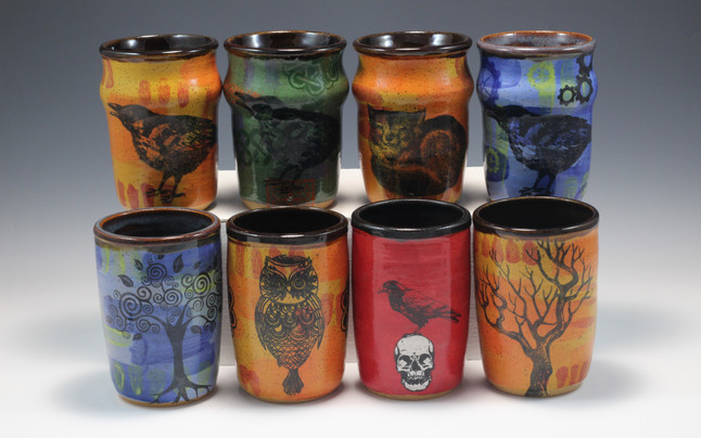 Raven's Wood Cups