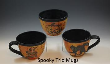 SpookyTrio Soup Mug