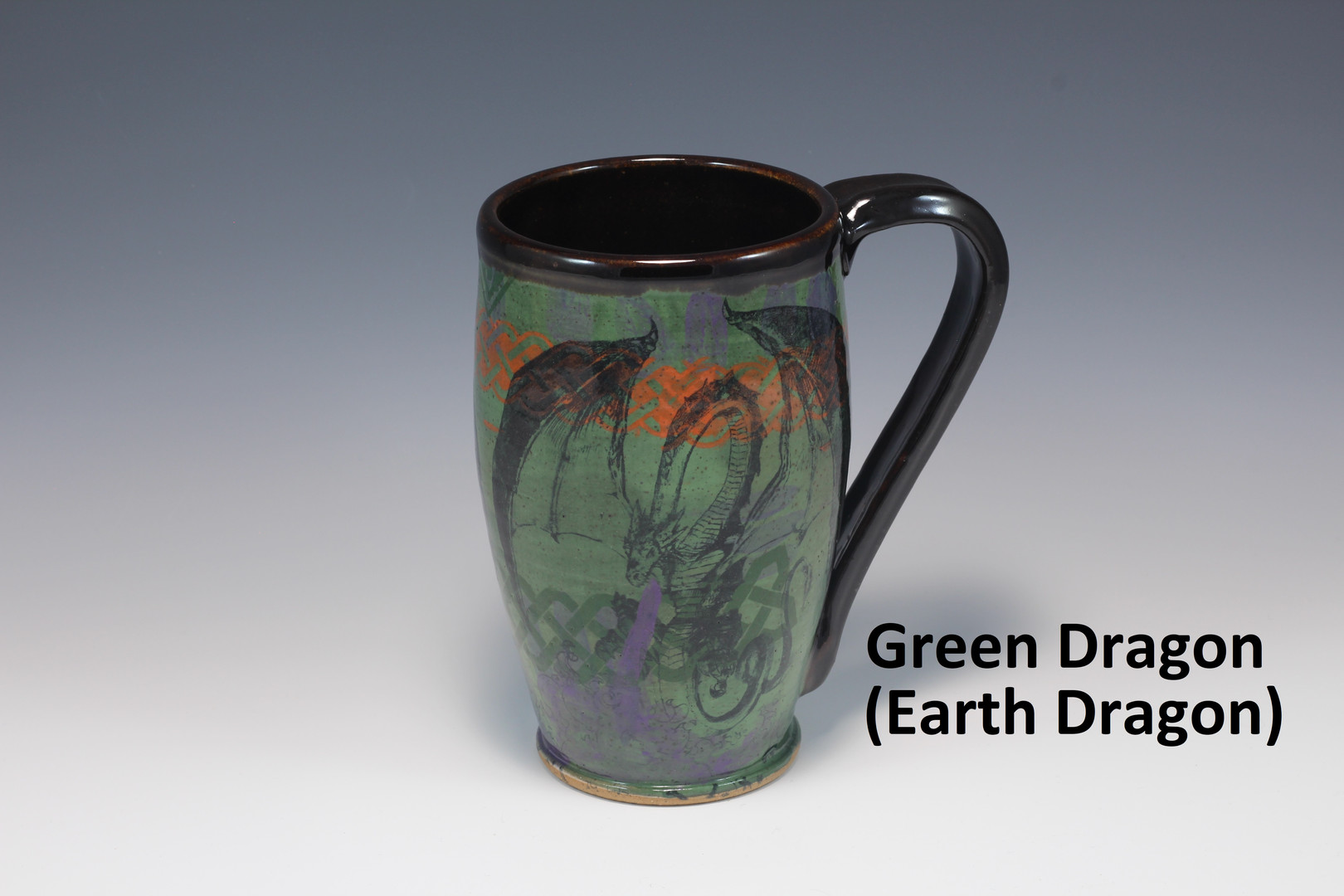 Earth Dragon Mug