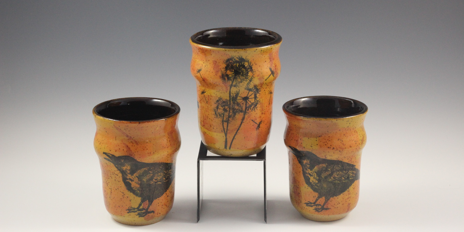 Desert Raven Cups