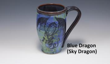 Sky Dragon Modern Mug