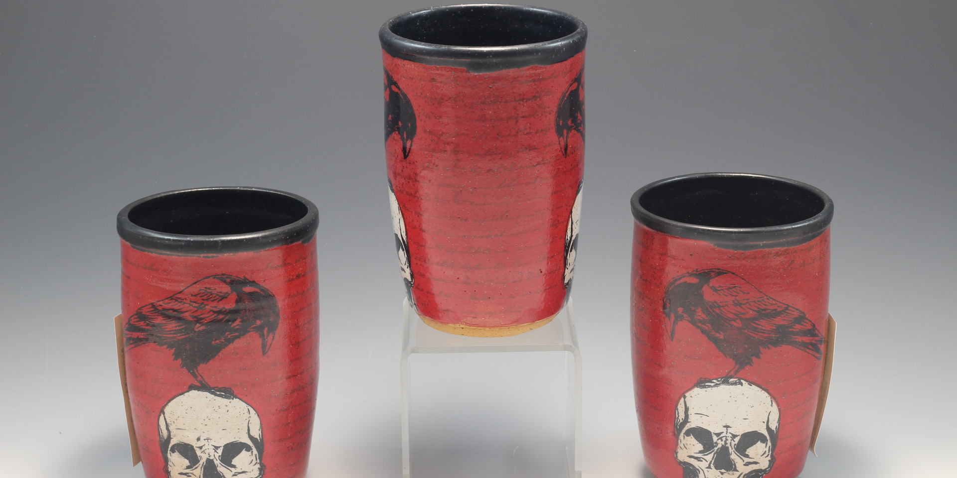 NeverMore Cups