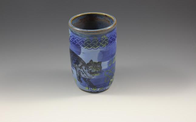 Highland Cat Cup