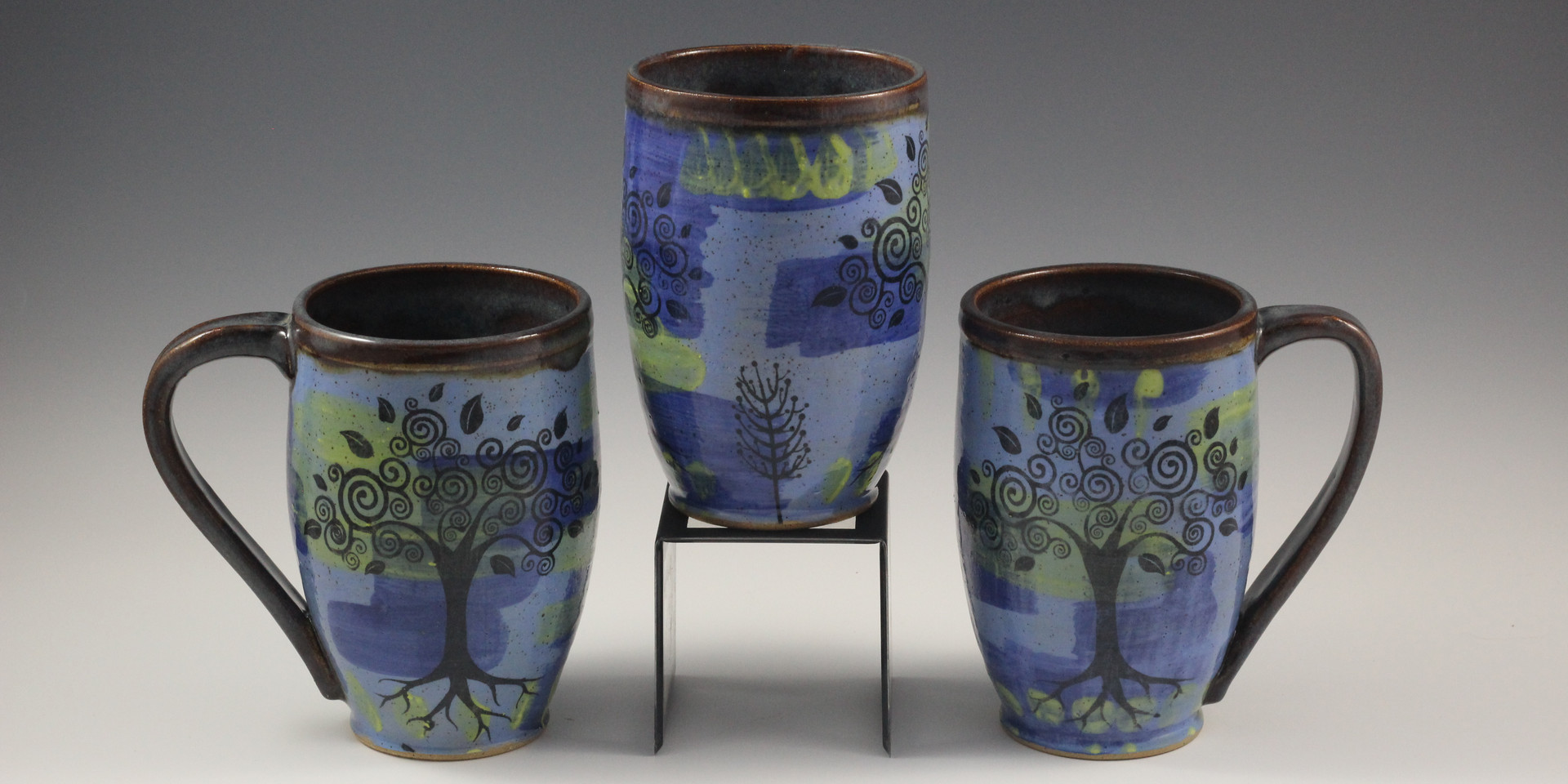 Whimsical Tree/Tree of Life Mugs