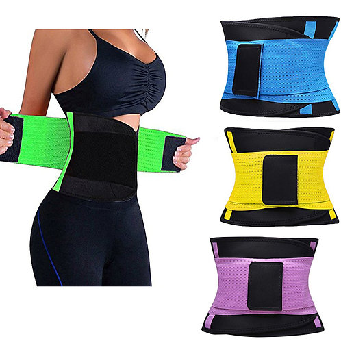 Neoprene waist trainer slimming Sauna Belt
