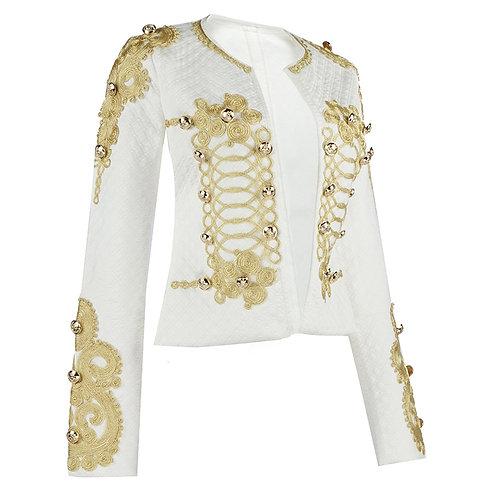 M Gold Royal Star Jacket