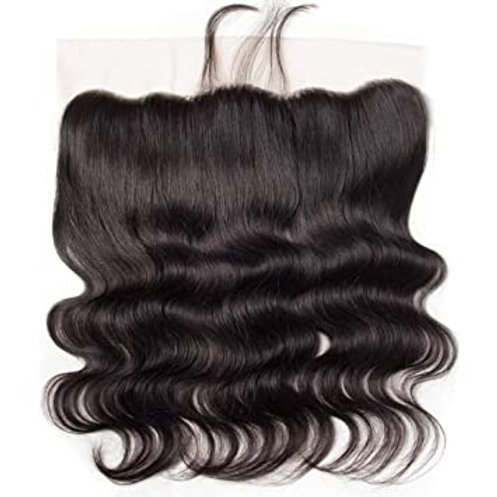 Premium Virgin Human Hair Lace Frontal 13*4