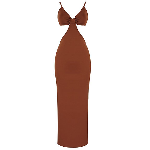 Beverly Shaunty Bandange Dress