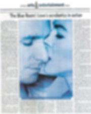 The Blue Room, Το Μπλε Δωμάτιο, Άκης Γουρζουλίδης, Akis Gourzoulidis, Assistant Director, Βοηθός Σκηνοθέτη, Theater, Θέατρο, Theatre, Παράσταση, Play, Athens, Greece, Αθήνα, Ελλάδα, 2000, Το Μπλε Δωμάτιο, Μπλε δωμάτιο, Θέατρο Λαμπέτη, Ντέιβιντ Χέαρ, David Hare, Παύλος Μάτεσις, Pavlos Matesis, Βαρβάρα Μαυρομάτη, Varvara Mavromati, Κωνσταντίνος Βήτα, Konstantinos Vita, Γιώργος Πάτσας, Giorgos Patsas, Λευτέρης Παυλόπουλος, Lefteris Pavlopoulos, Τότα Πρίτσα, Tota Pritsa, Άρης Λεμπεσόπουλος, Aris Lebesopoulos, Ναταλία Δραγούμη, Natalia Dragoumi, Αρθουρ Σνίτσλερ, Arthur Schnitzler,Το γαϊτανάκι, La Ronde, Γιώργος Λεμπέσης, Blue Room, Reigen, Πέντε ζευγάρια, Press, Interview, Συνέντευξη, δελτίο τύπου, Κρητική, Review, Δημοσιεύματα