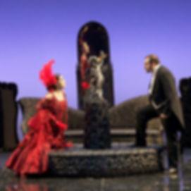 The Merry Widow, Greek National Opera, Olympia Theatre, Dimitris Lignadis, 2012