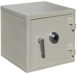 Caja fuerte con cerradura electrónica