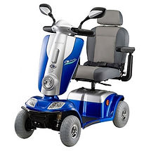Kymco-Midi-XLS-Foru-Maxi-Mobility-Scoote