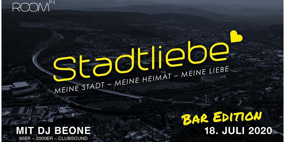 Stadtliebe Bar Edition