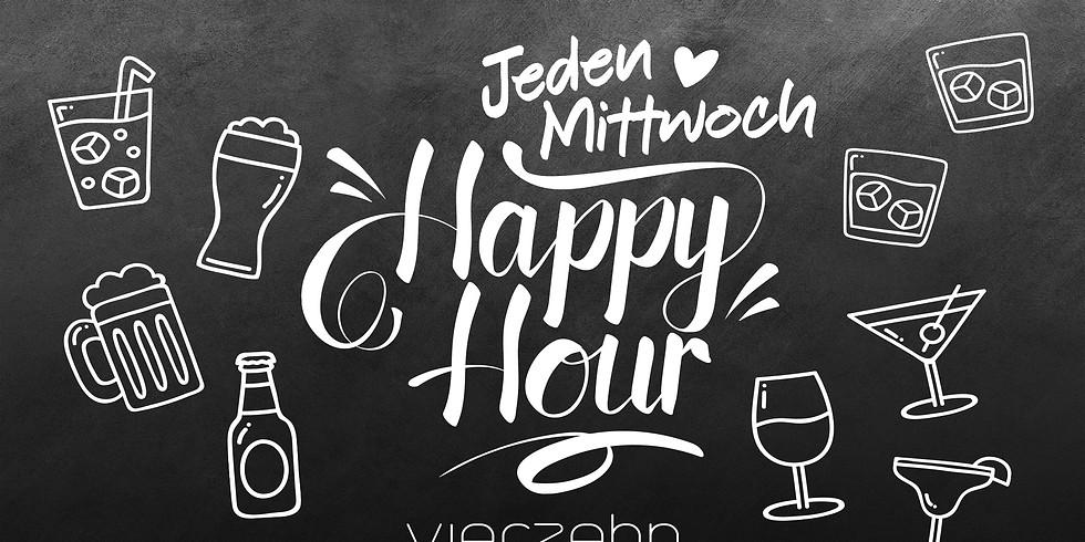 Happy Hour Mittwoch