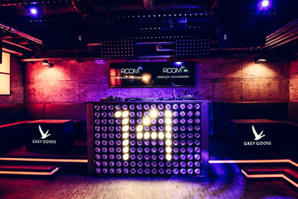 DJ & Lounges