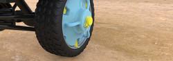 Watertank Wheel