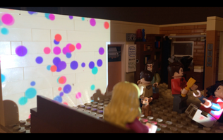 Speculative simulation with LEGO