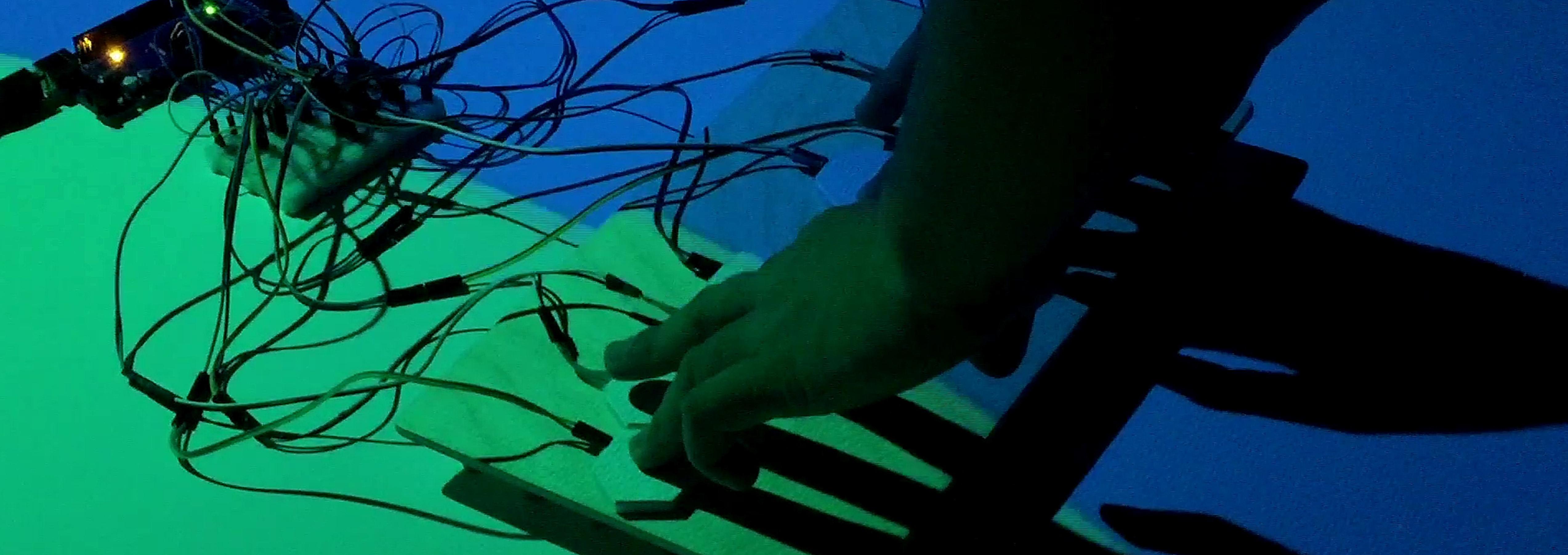 Interactive Voice Piano