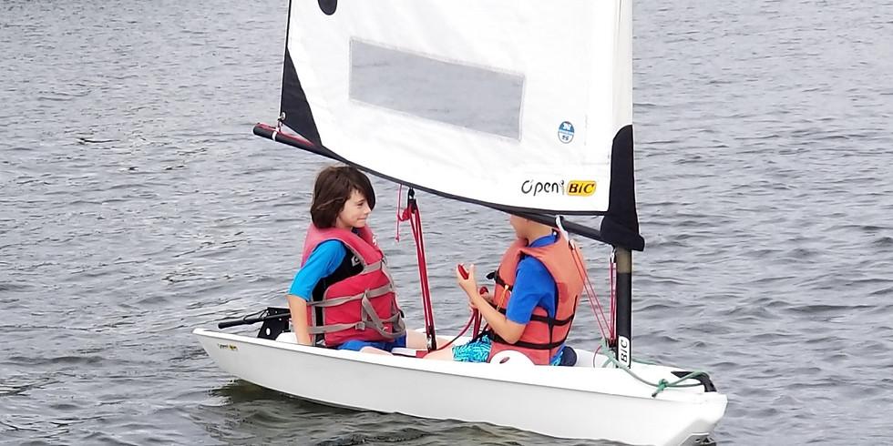Junior Sailing/EBYC Open House
