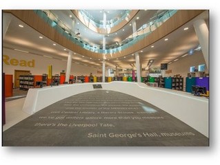 My Summer Placement  at the Liverpool Central Library