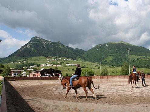 lezioni monta western maneggio cavalli equitazione fosse verona schinchi