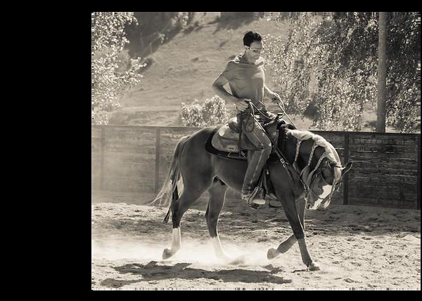 montare cavalli addestramento doma mauro lavarini schinchi fosse verona