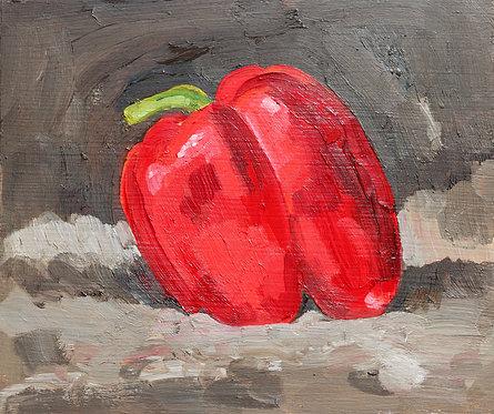 Red Pepper (Still Life 23)